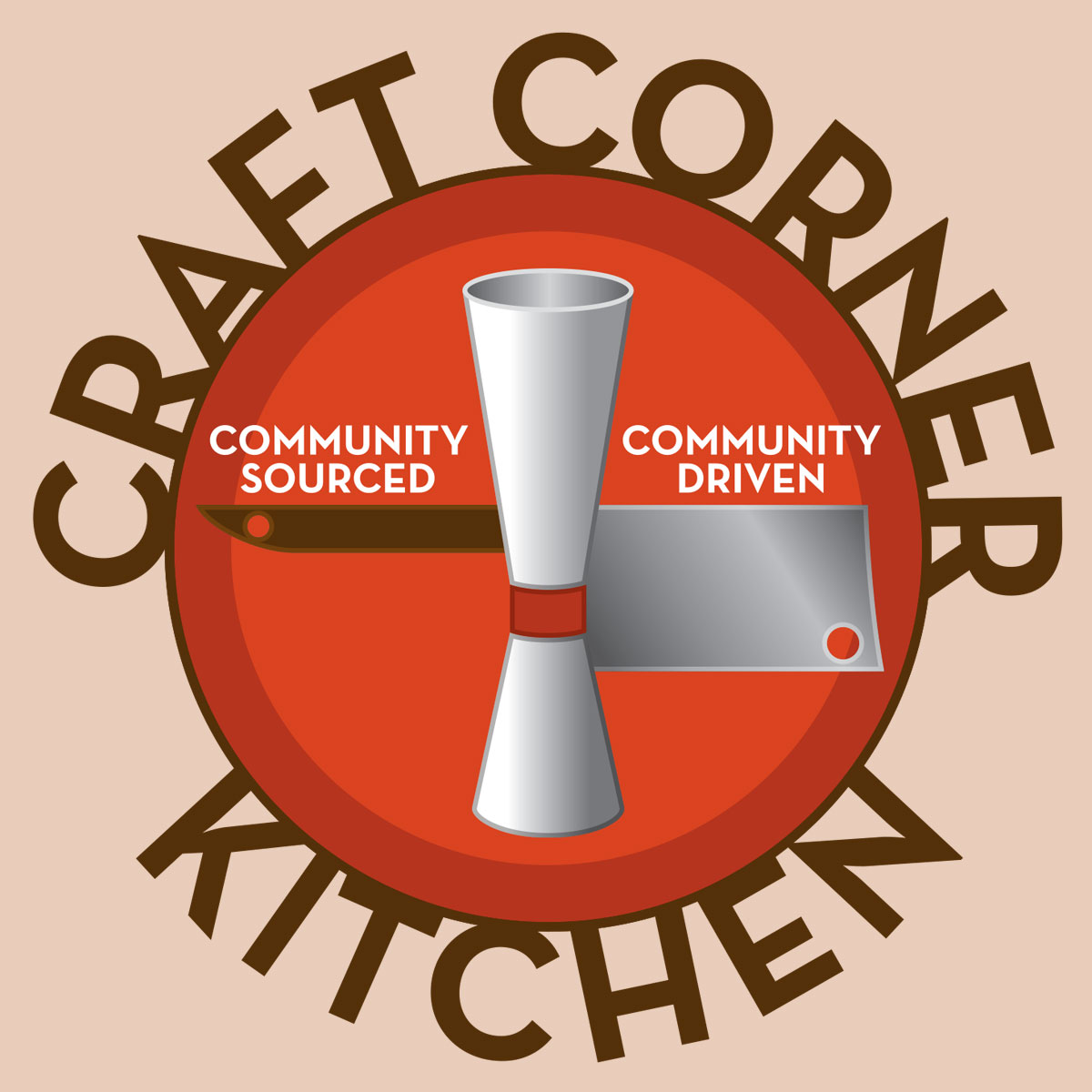 Craft Corner Kitchen logo
