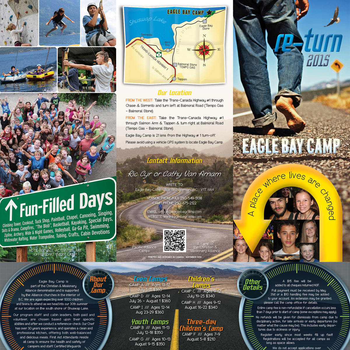 Eagle Bay brochure 1