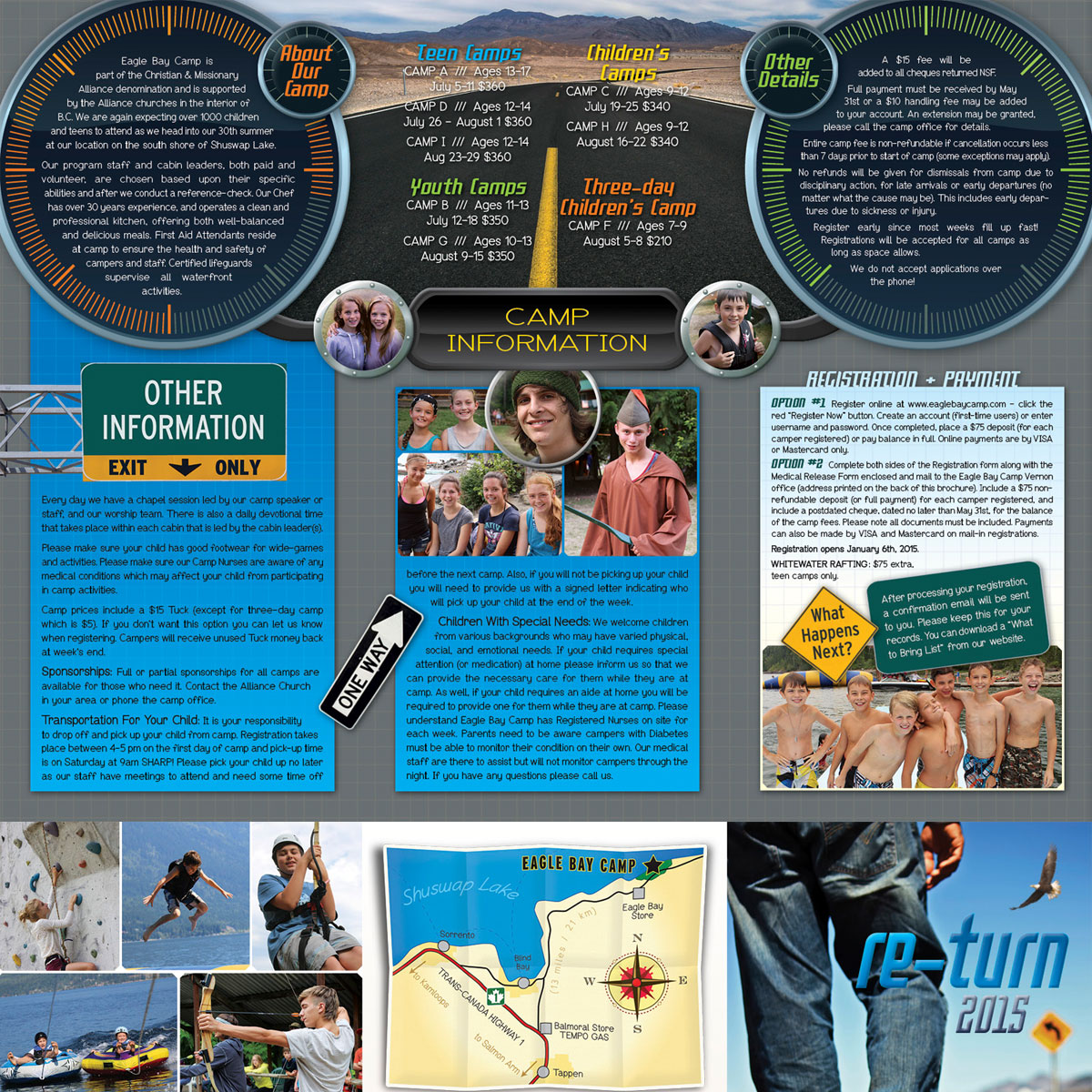 Eagle Bay brochure 2